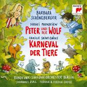 Album artwork for Peter and the Wolf / Carnival of the Animals (Germ