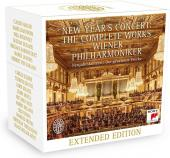 Album artwork for New Year's Concert - The Complete Works  - Extende
