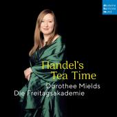 Album artwork for Handel's Tea Time
