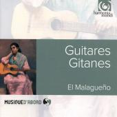 Album artwork for Guitares Gitanes / El Malagueno