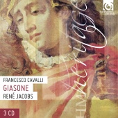 Album artwork for CAVALLI. Giasone. Chance/Concerto Vocale/Jacobs