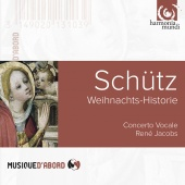 Album artwork for SCHUTZ. Weihnachts-Historie. Concerto Vocale/Jacob