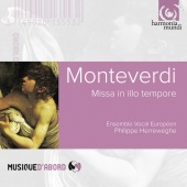 Album artwork for Monteverdi: Missa in illo tempore