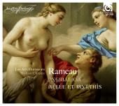 Album artwork for Rameau: Pygmalion, Nelee et Myrthis / Christie