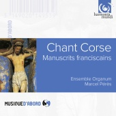 Album artwork for Chant Corse. Ensemble Organum / Peres
