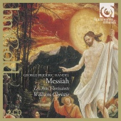 Album artwork for Handel: Messiah / Christie
