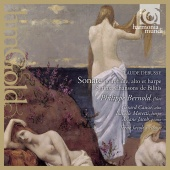 Album artwork for Debussy: Flute Music / Bernold