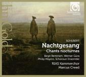 Album artwork for Schubert: Nachtgesang / RIAS Kammerchor