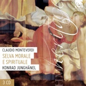 Album artwork for MONTEVERDI. Selva morale. Cantus Colln/Junghanel
