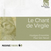 Album artwork for Le Chant de Virgile. Huelgas-Ensemble/Van Nevel