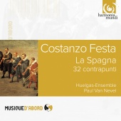 Album artwork for Festa: La Spagna. Huelgas-Ensemble/Van Nevel