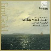 Album artwork for Schubert: An den Mond, Lieder / Henschel