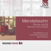Album artwork for Mendelssohn: Octet op.20, etc