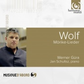 Album artwork for WOLF. Morike-Lieder. Gura/Schultsz