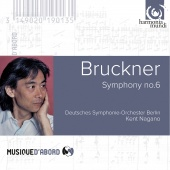 Album artwork for Bruckner: Symphony no.6