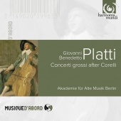 Album artwork for Platti: Concerti grossi after Corelli