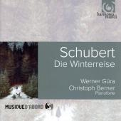 Album artwork for Schubert: Die Winterreise / Gura, Berner