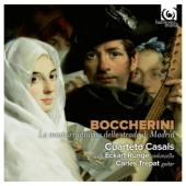 Album artwork for Boccherini: La musica notturna di Madrid