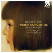 Album artwork for Berg / Beethoven: Violin Concerto Isabelle Faust