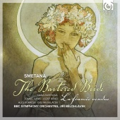 Album artwork for Smetana: The Bartered Bride / Belohlavek