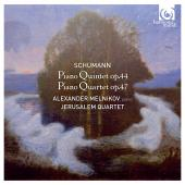 Album artwork for Schumann: Piano Quartet, Piano Quintet