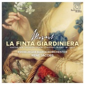 Album artwork for Mozart: La finta giardiniera / Jacobs