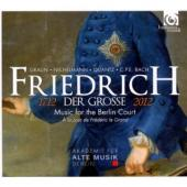 Album artwork for Frederick the Great: Music for the Berlin Court