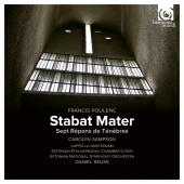 Album artwork for POULENC. Stabat Mater. Sampson/Capella Amsterdam/E