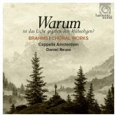 Album artwork for BRAHMS. Choral Works. Cappella Amsterdam/Reuss