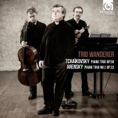 Album artwork for Tchaikovsky, Arensky: Piano Trios. Wanderer
