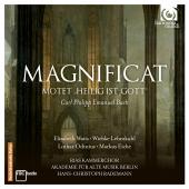 Album artwork for BACH, C.P.E. Magnificat. RIAS/AAM Berlin/Rademann