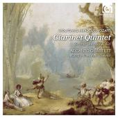 Album artwork for Mozart: Clarinet Quintet. Widmann
