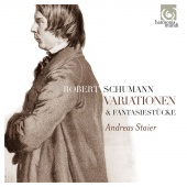 Album artwork for SCHUMANN. Variations & Fantasiestucke. Staier