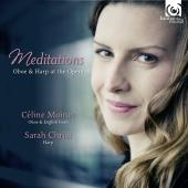 Album artwork for Meditations : Oboe & Harp at the Opera