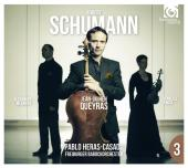 Album artwork for Schumann: Cello Concerto / Queyras