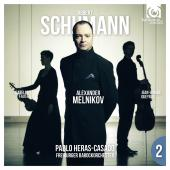 Album artwork for SCHUMANN. Piano Concerto. Melnikov