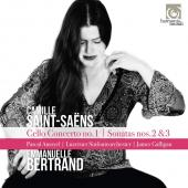Album artwork for Saint-Saens: Cello Concerto #1 / Bertrand