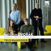 Album artwork for Dvorak: Piano Trios op. 65 & 90 / Trio Wanderer