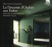 Album artwork for Charpentier: La Descente d'Orphee aux Enfers