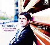 Album artwork for Schubert: Piano Sonatas D. 960 & 664 / Perianes