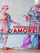 Album artwork for STRAVAGANZA D'AMORE!