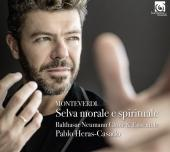 Album artwork for Monteverdi: Selva Morale e Spirituale