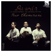 Album artwork for Trio Chemirani: Dawar - The Universal Rhythm