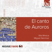 Album artwork for El Canto de Auroros. Alia Musica/Sanchez