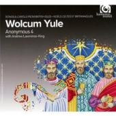 Album artwork for Wolcum Yule. Anonymous 4