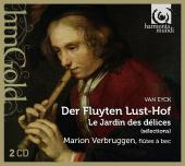 Album artwork for Van Eyck: Der Fluyten Lust-Hof