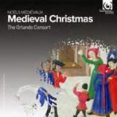 Album artwork for Medieval Christmas. Orlando Consort