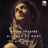 Album artwork for Divine Theatre - Motets by De Wert / Stile Antico