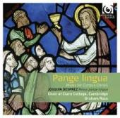Album artwork for Pange Lingua - Music for Corpus Christie