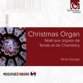 Album artwork for Christmas Organ. Saorgin